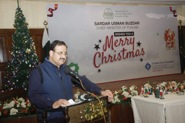Christmas Programme 2018 for Interfaith harmony (through a coalition with Department of Human Rights and Minority Affairs – Government of Punjab)